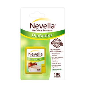 Nevella No Calorie Sweetener DiaBetter 300 Tablets