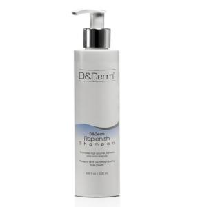 D&Derm Replenish Shampoo 201ml