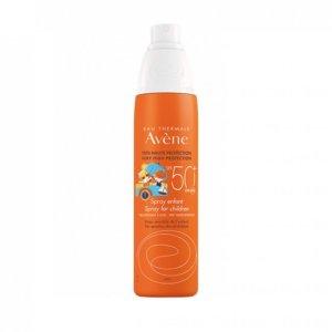 Avène Sun Care SPF50+ Spray for Children 200ml