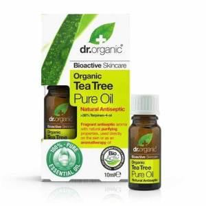 Dr.Organic Tea Tree Pure Oil 10 mL