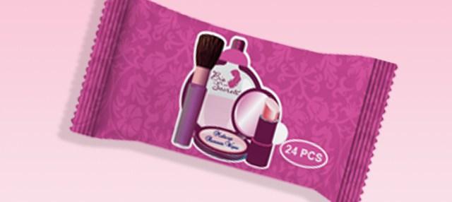 Biosecrets Make-up Remover Wipes