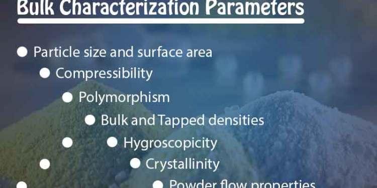 Bulk characterization