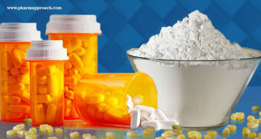 pharmaceutical applications of native starch