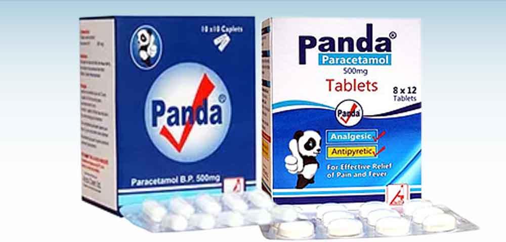 Picture of Panda Paracetamol