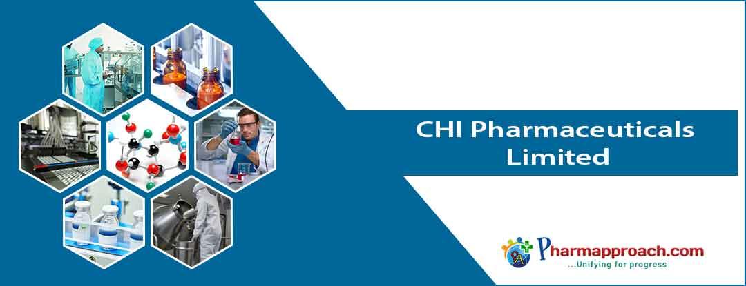 Pharmaceutical companies in Nigeria: CHI Pharmaceuticals Limited