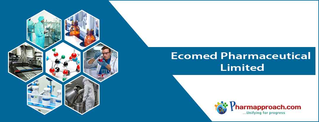 Pharmaceutical companies in Nigeria: Ecomed Pharmaceutical Limited