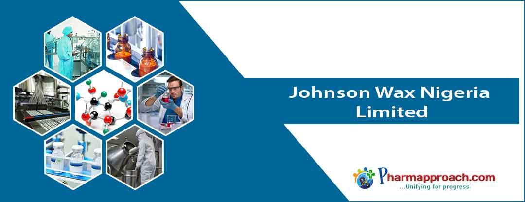 Pharmaceutical companies in Nigeria: Johnson Wax Nigeria Limited