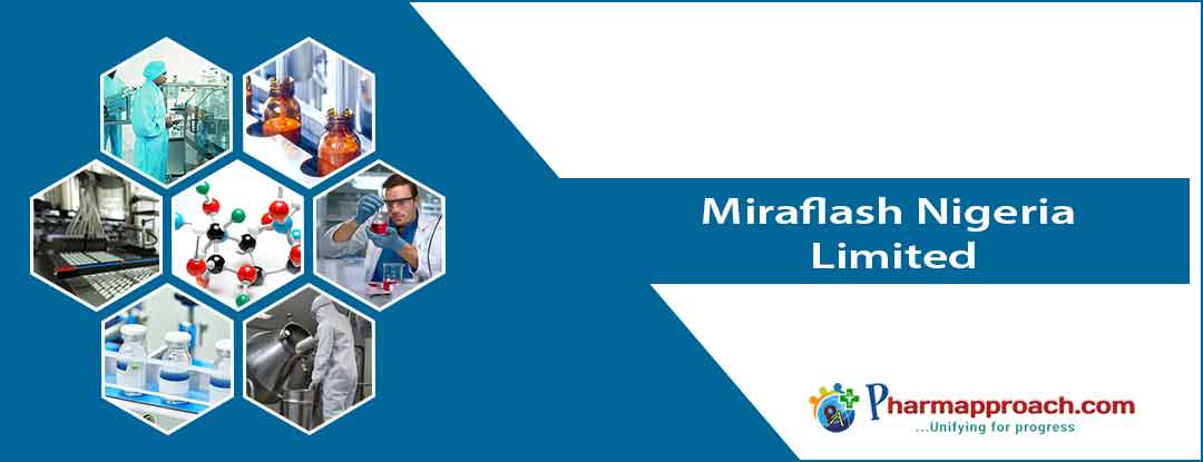 Pharmaceutical companies in Nigeria: Miraflash Nigeria Limited