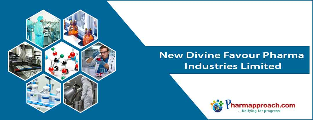 Pharmaceutical companies in Nigeria: New Divine Favour Pharma Industries Limited