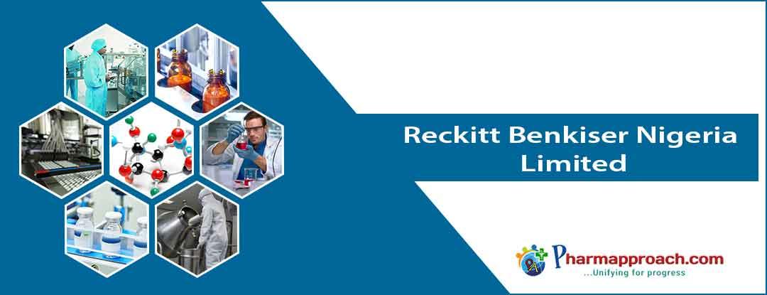 Pharmaceutical companies in Nigeria: Reckitt Benkiser Nigeria Limited