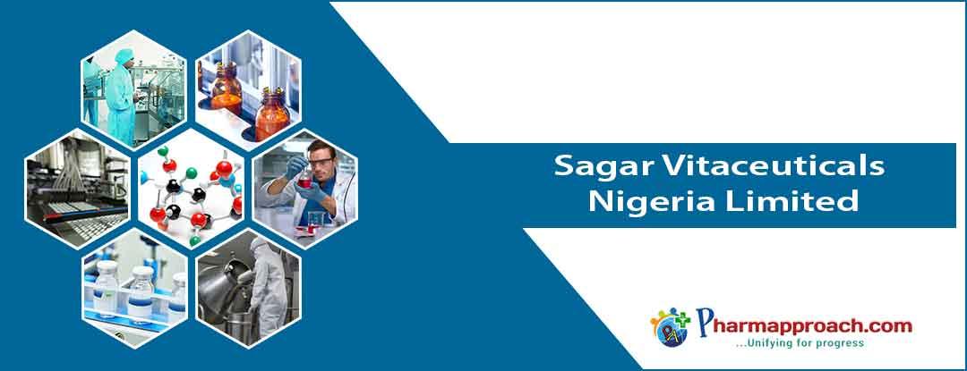 Pharmaceutical companies in Nigeria: Sagar Vitaceuticals Nigeria Limited