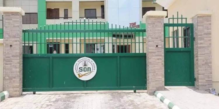 Picture of Standards Organisation of Nigeria Headquarters