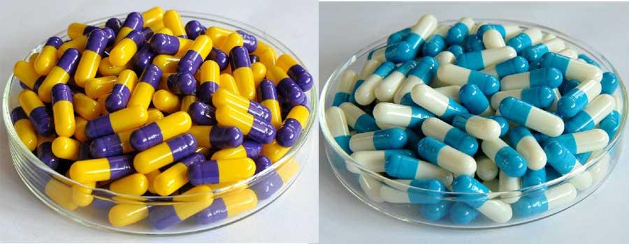 Capsules: Hard shell capsule