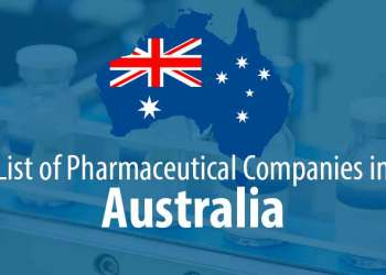 pharmaceutical companies in Australia
