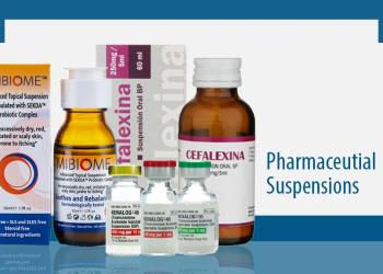 Featured image for Pharmaceutical Suspensions