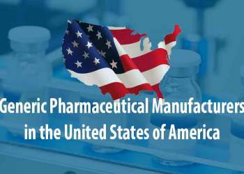 Featured image for Generic Pharmaceutical Companies in the United States of America