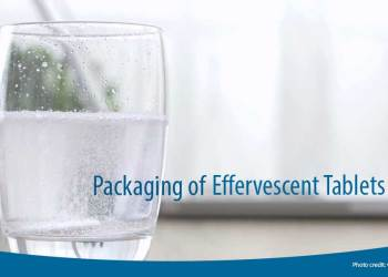 featured image for Packaging of Effervescent Tablets
