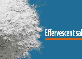 Featured image for Effervescent salts