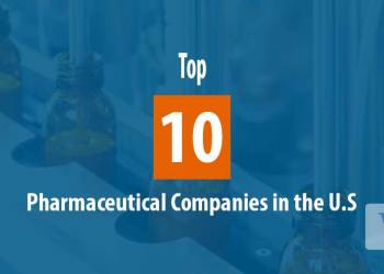 Featured image for Top 10 Pharmaceutical Companies in the United States