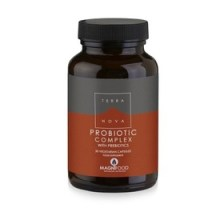 TERRANOVA Probiotic Complex with prebiotics 50 κάψουλες