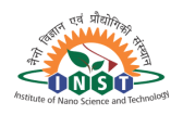 Huge Ph.D. PROGRAM Post Vacancy - Institute of Nano Science and Technology (INST) 1