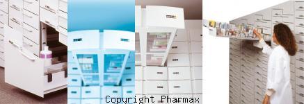 meuble colonne tiroir pharmacie