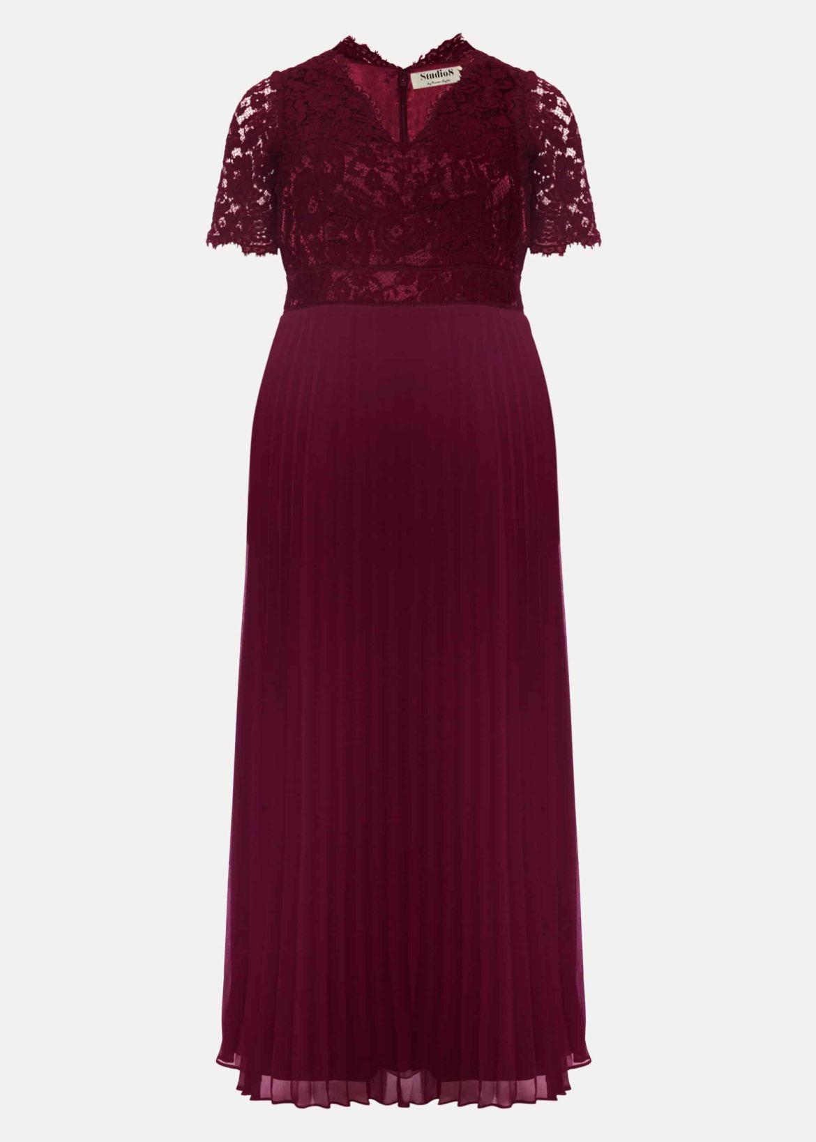 Ramona Lace Maxi Dress