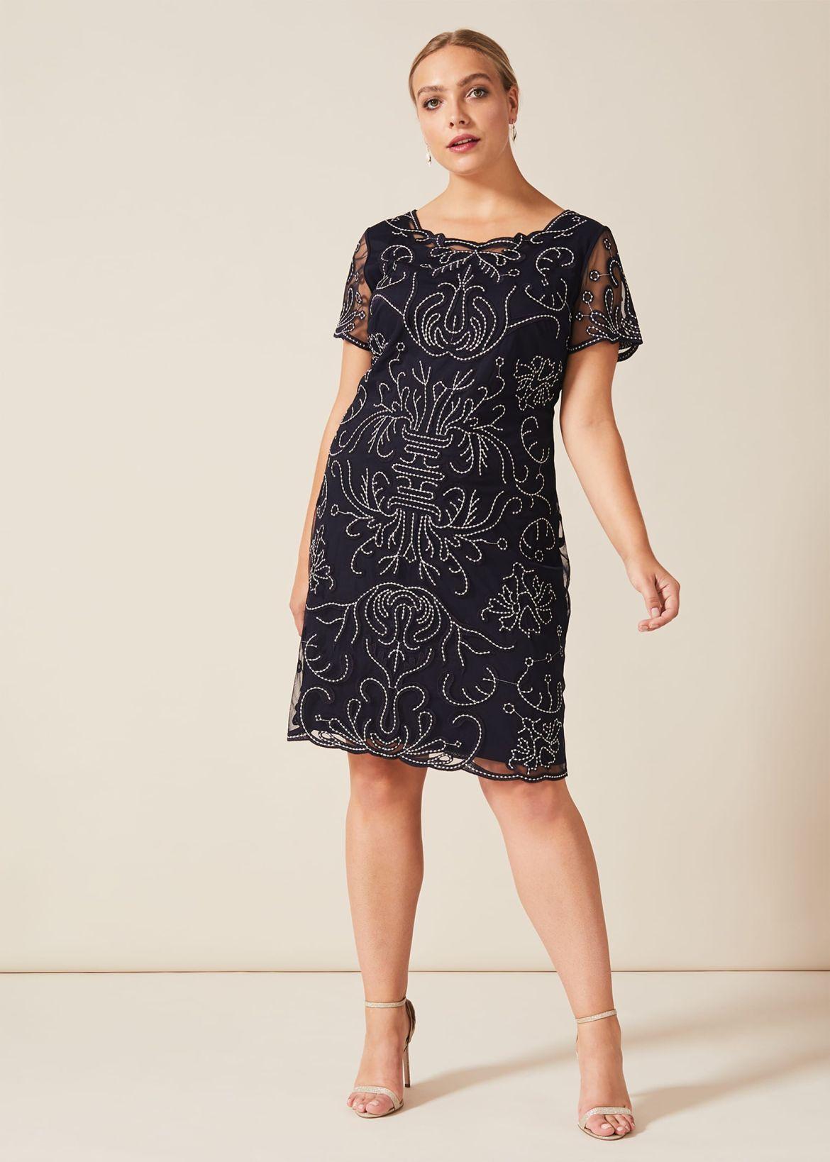 Natalia Embriodered Dress