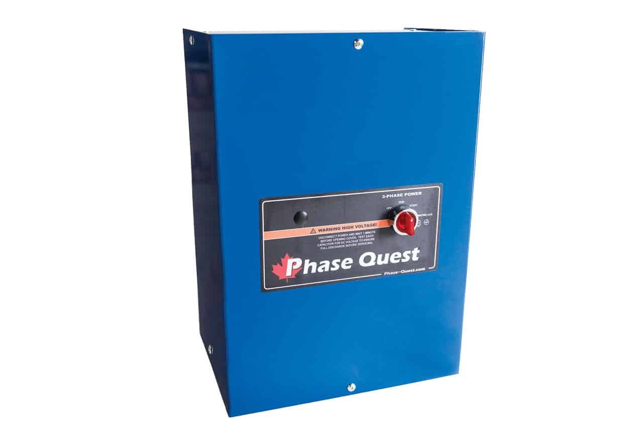 hight resolution of rotary phase converter
