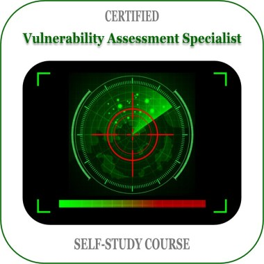 Self-Study Courses: Certified Vulnerability Assessment Specialist