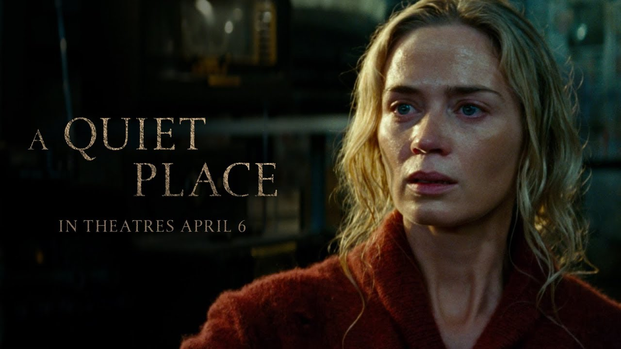 A Quiet Place 2018  Big Game Spot  Paramount Pictures