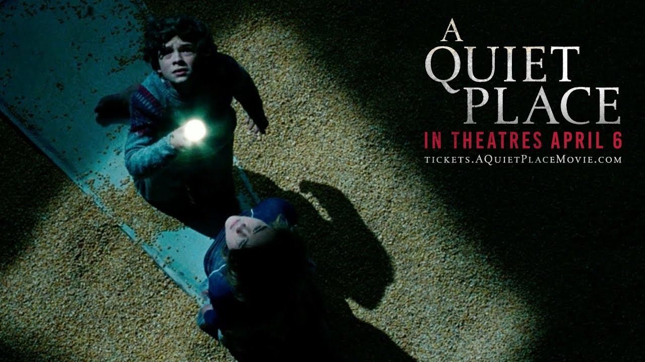 A Quiet Place 2018  Silo Clip  Paramount Pictures