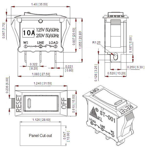 Wiring Diagram For Kedu Hy56 Switch Wiring Diagram 2-Way