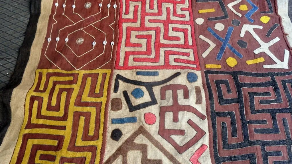 African Kuba Cloth  Phases Africa  African Decor  Furniture