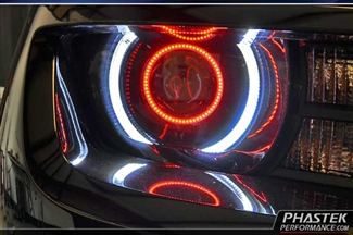 Demon Eye Halos by PhastekOracle  fits all 20102015
