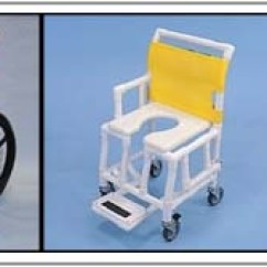 Shower Chair With Wheels And Removable Arms How To Make Rocking Cushions Ties Commode Wheelchair Pvc Medical Products