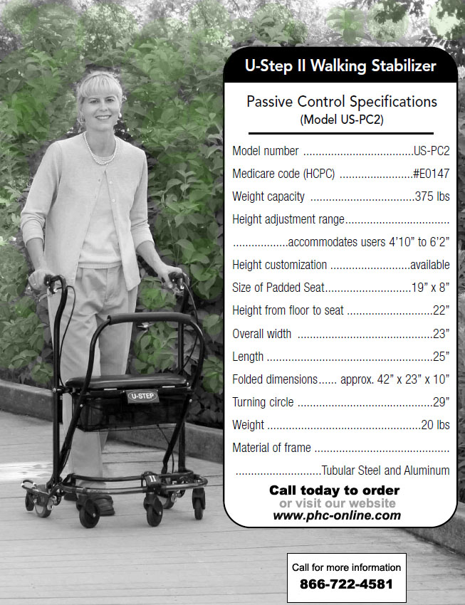 posture chair demo cover hire south wales u step walker | reverse brake for gait instability