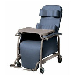 heavy duty commode chair white river lawn concert chairs preferred care geri-chair recliner | lumex 565g clinical