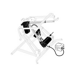 transfer bench shower chair design famous megamat lift motor - replacement okin drive