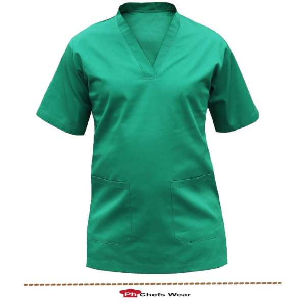 Medical Scrub Top