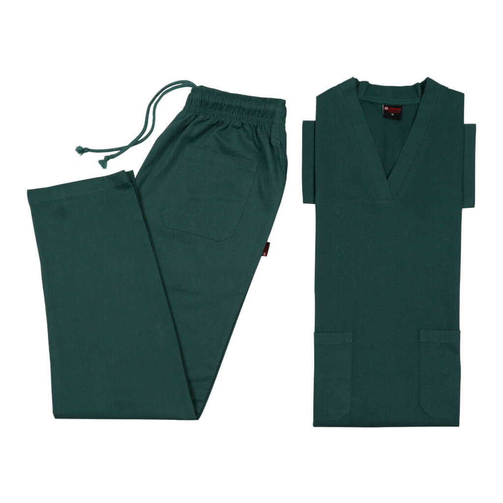 Medical scrubs top