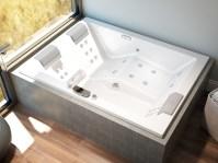 Jacuzzi Luxury Bath Elara Plus Whirlpool Bath