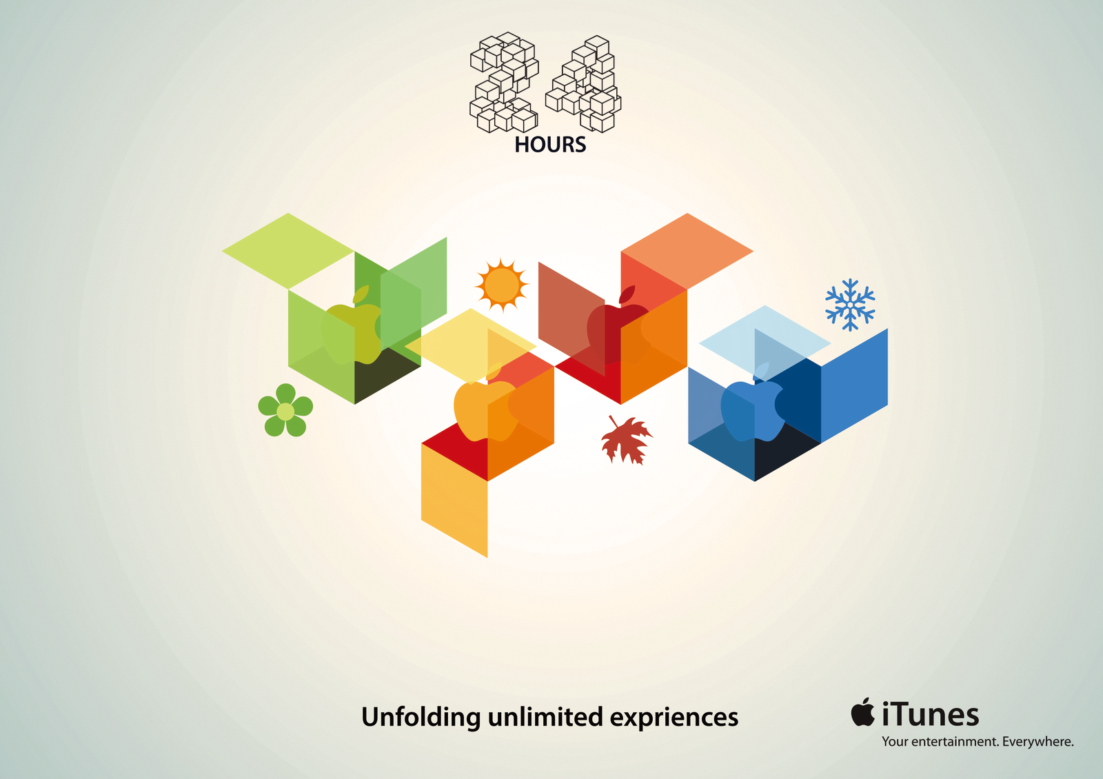 Unfolding Unlimited Experiences