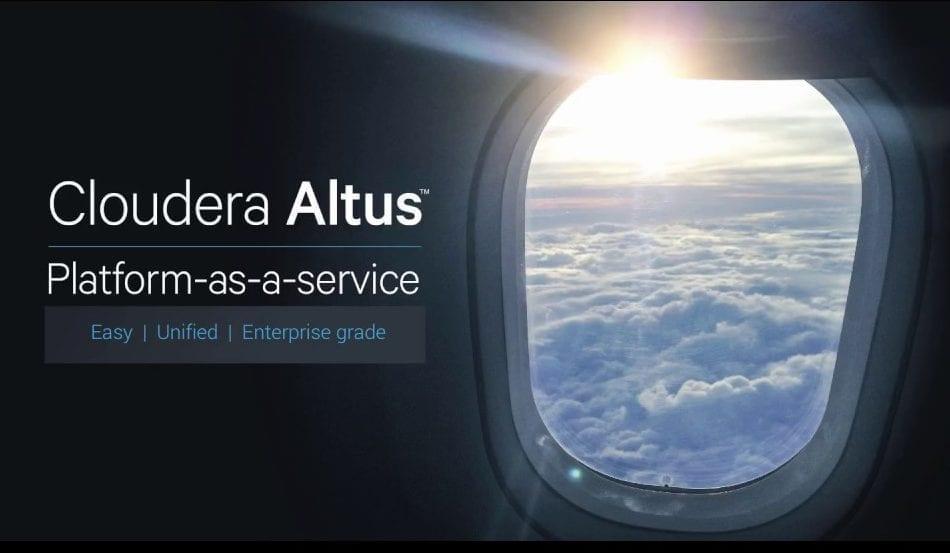 Cloudera Atlus