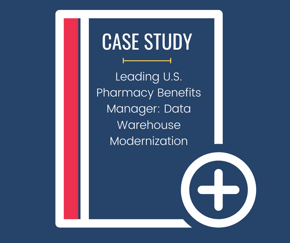 Case Study Graphic Data Warehouse Modernization