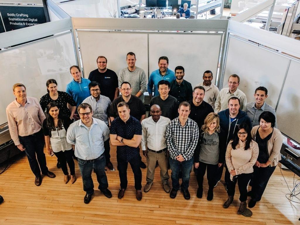 phData Team Photo 2017