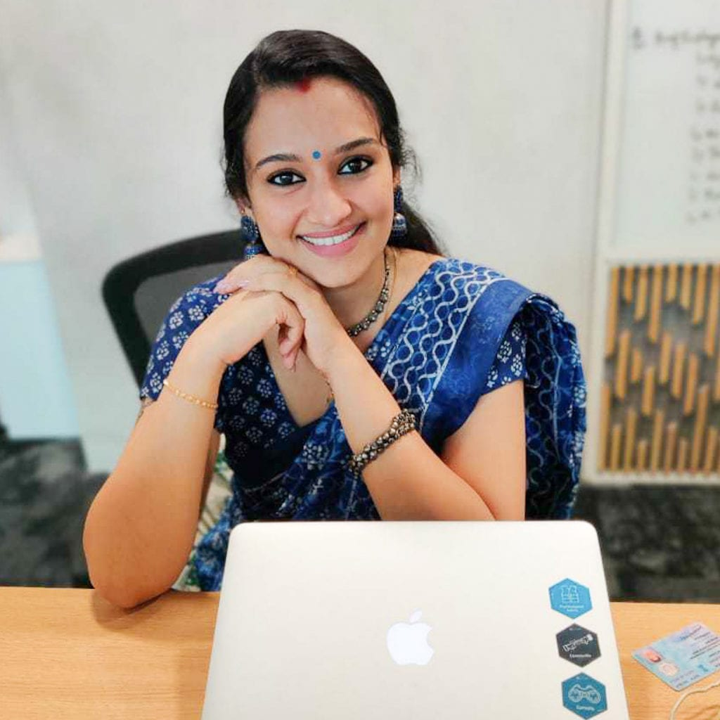 Indu Krishnadas