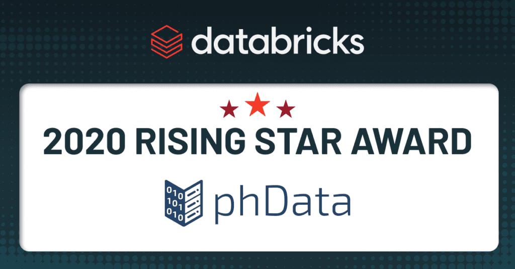 Databricks Rising Star Award 2020