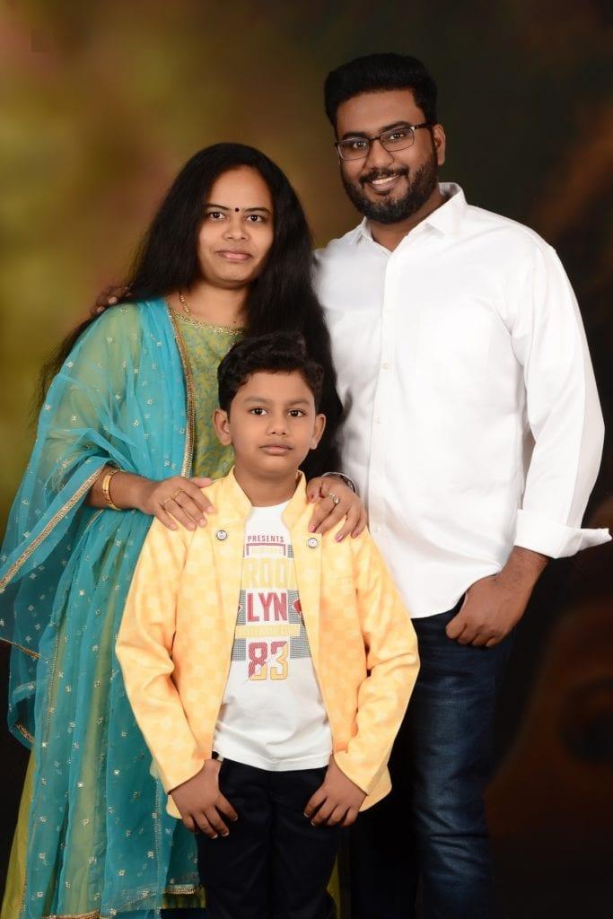 Rajgauthaman Shanmugasunda Family