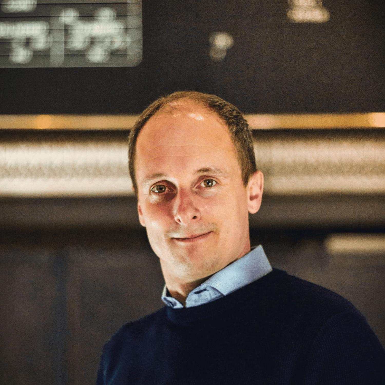 Headshot of phData principal solutions architect Frank Rischner